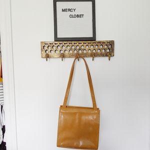 🍁Vintage | leather handbag 🍁
